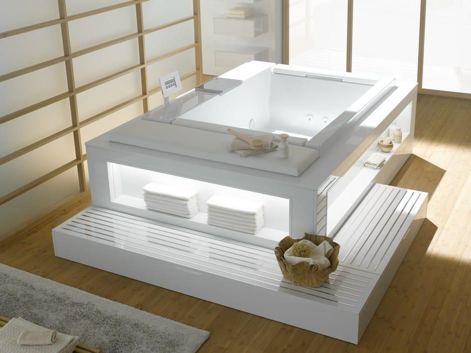 neorest 2 er badewanne by toto. Black Bedroom Furniture Sets. Home Design Ideas