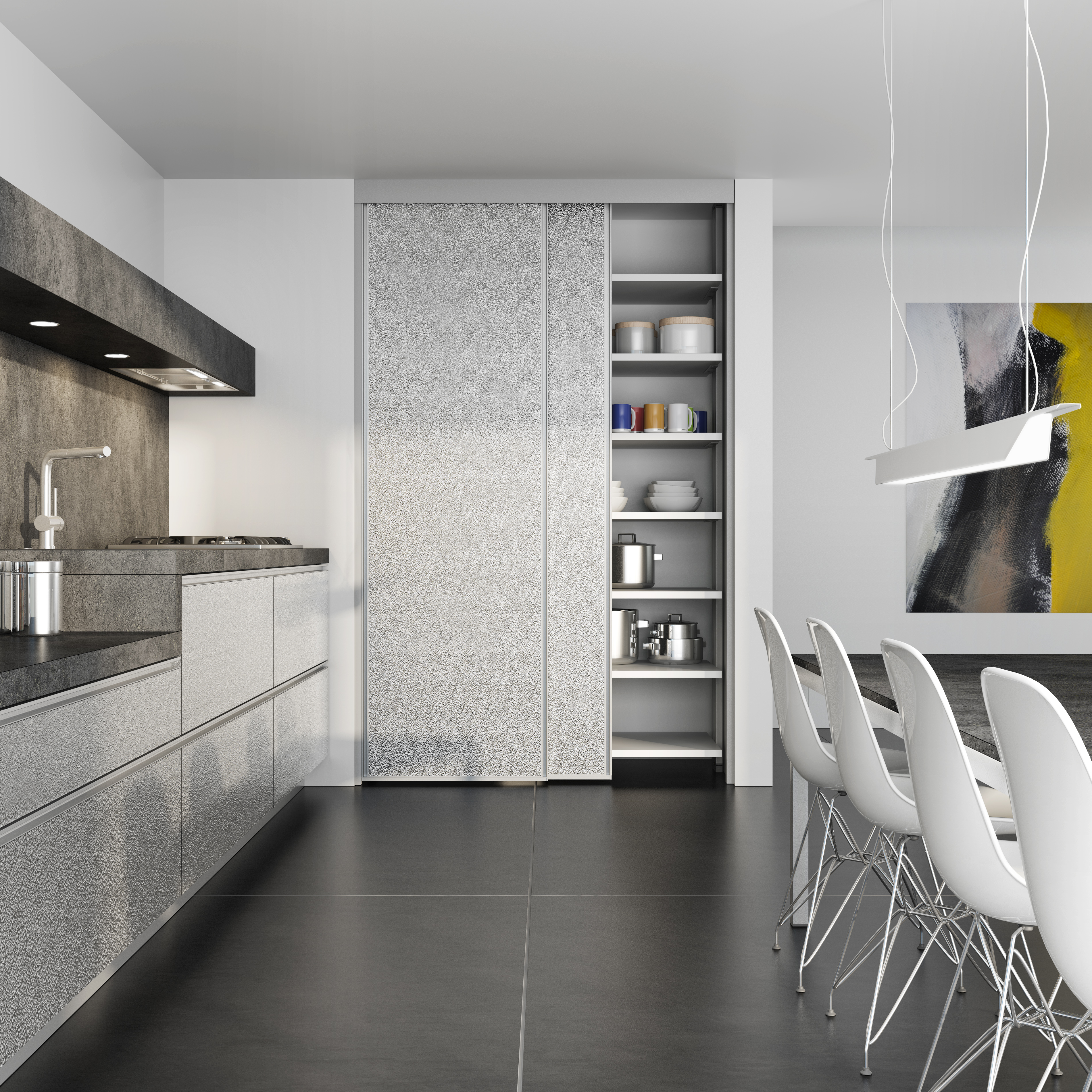 Velve | Linear Kitchen By De Rosso, Kuchen Deko