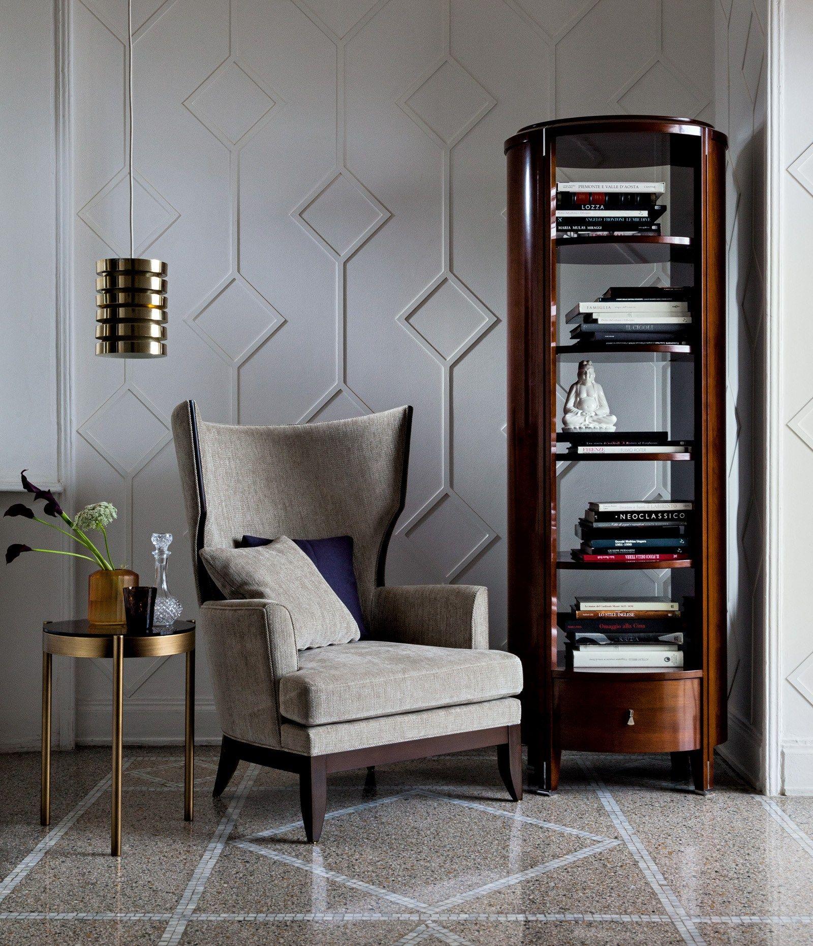 VENDÔME Bergere armchair by SELVA