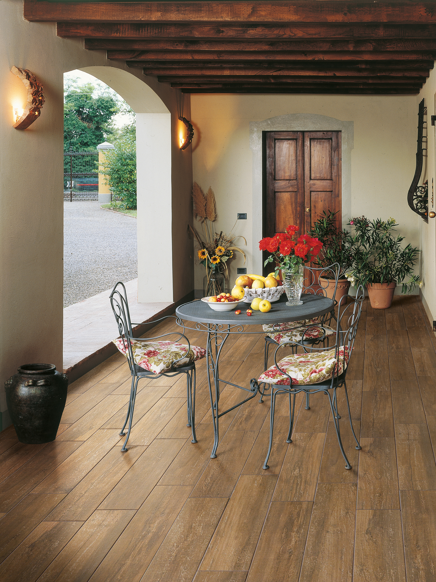 Faretti Color Legno : Faretti color legno fari da esterno whyled by ...
