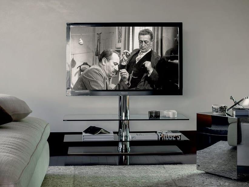 Mueble tv giratorio vision by cattelan italia - Mueble giratorio tv ...