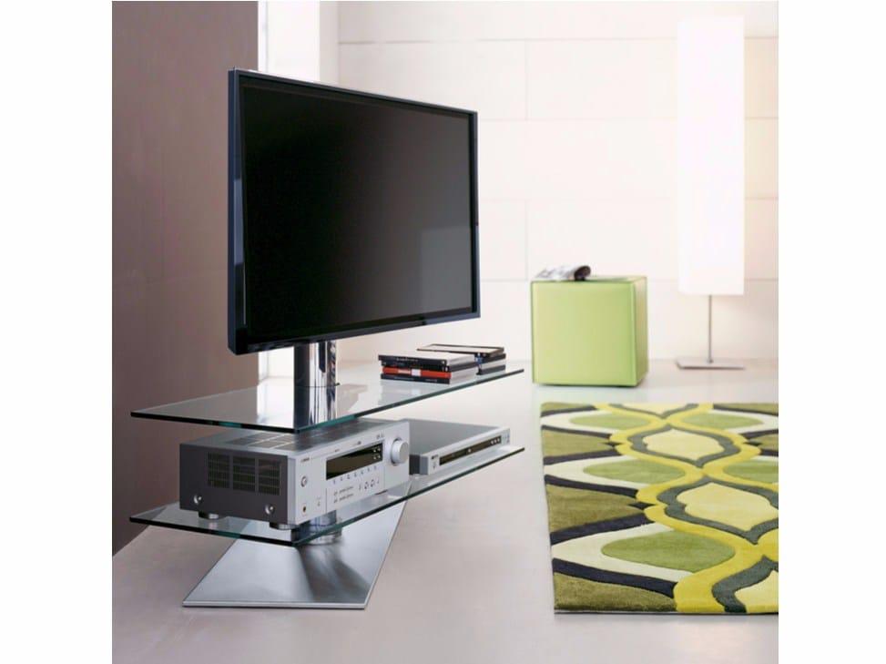 Mobile tv girevole vision by cattelan italia - Mobile tv girevole ...
