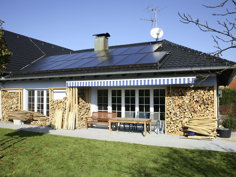 Pannello Solare Termico Viessmann Prezzo : Pannello solare vitosol fm by viessmann