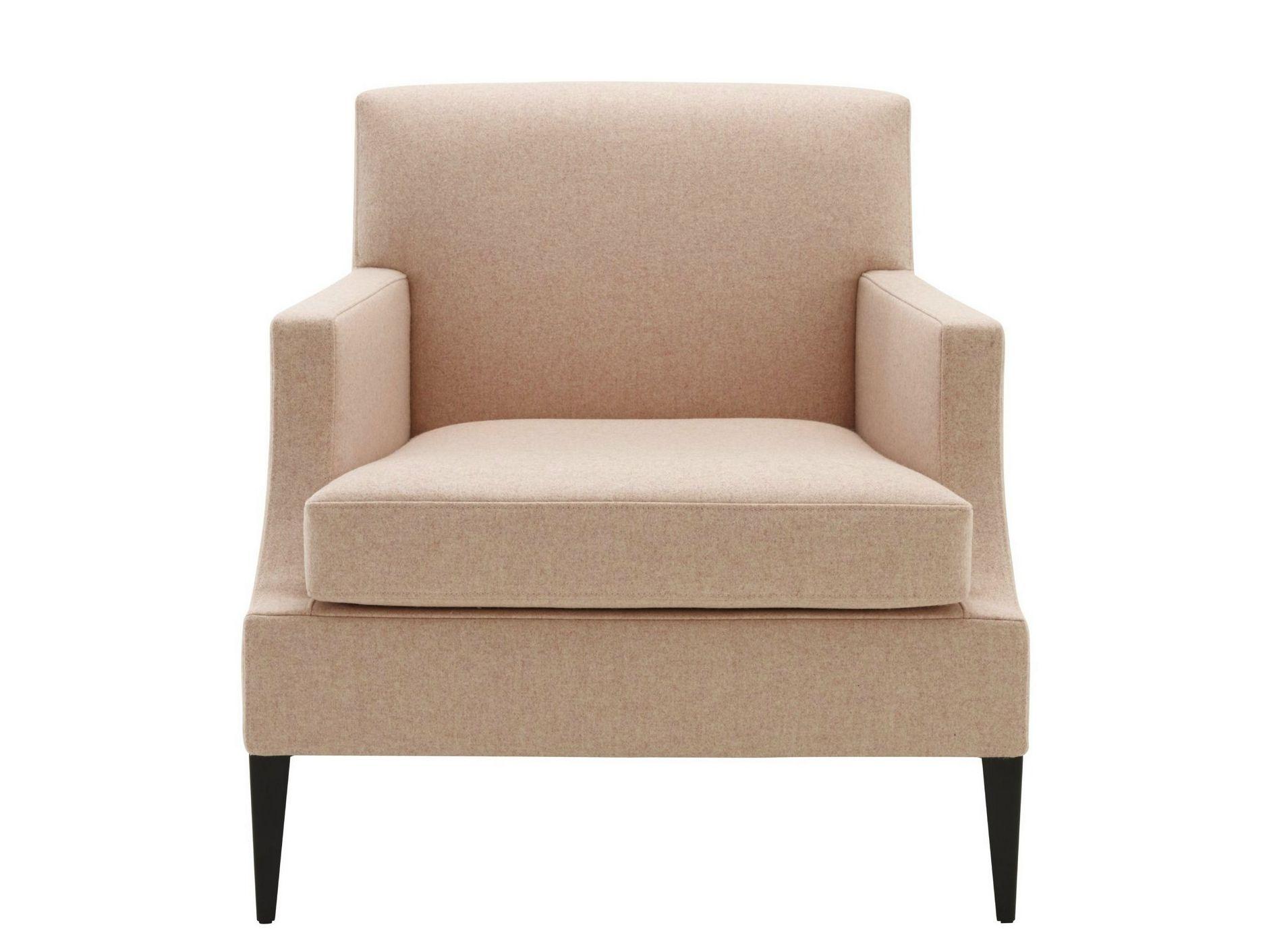 fauteuil berg re rembourr en tissu avec accoudoirs. Black Bedroom Furniture Sets. Home Design Ideas
