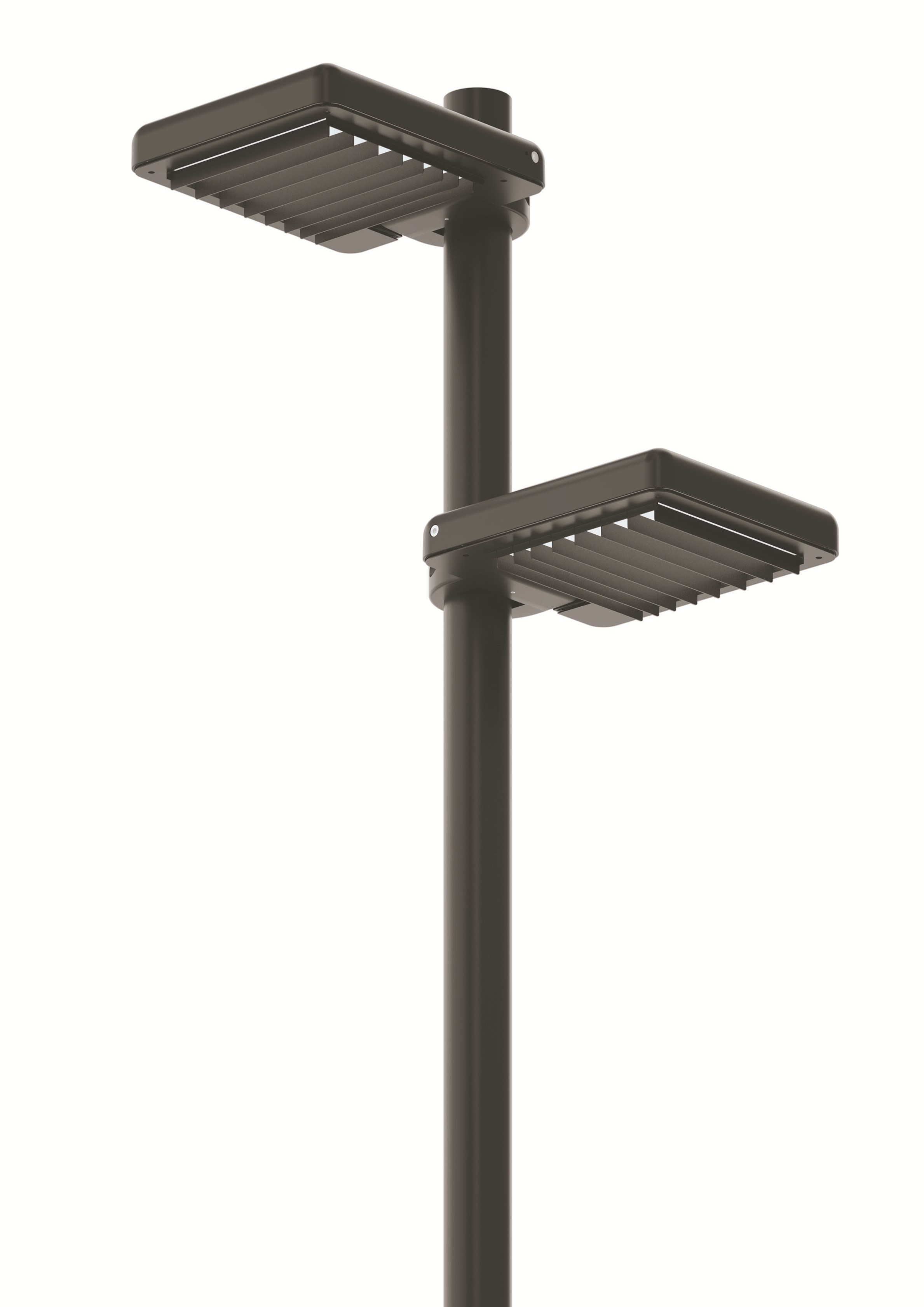 Proiettore per esterno a led orientabile vuelta x by linea for Led esterno