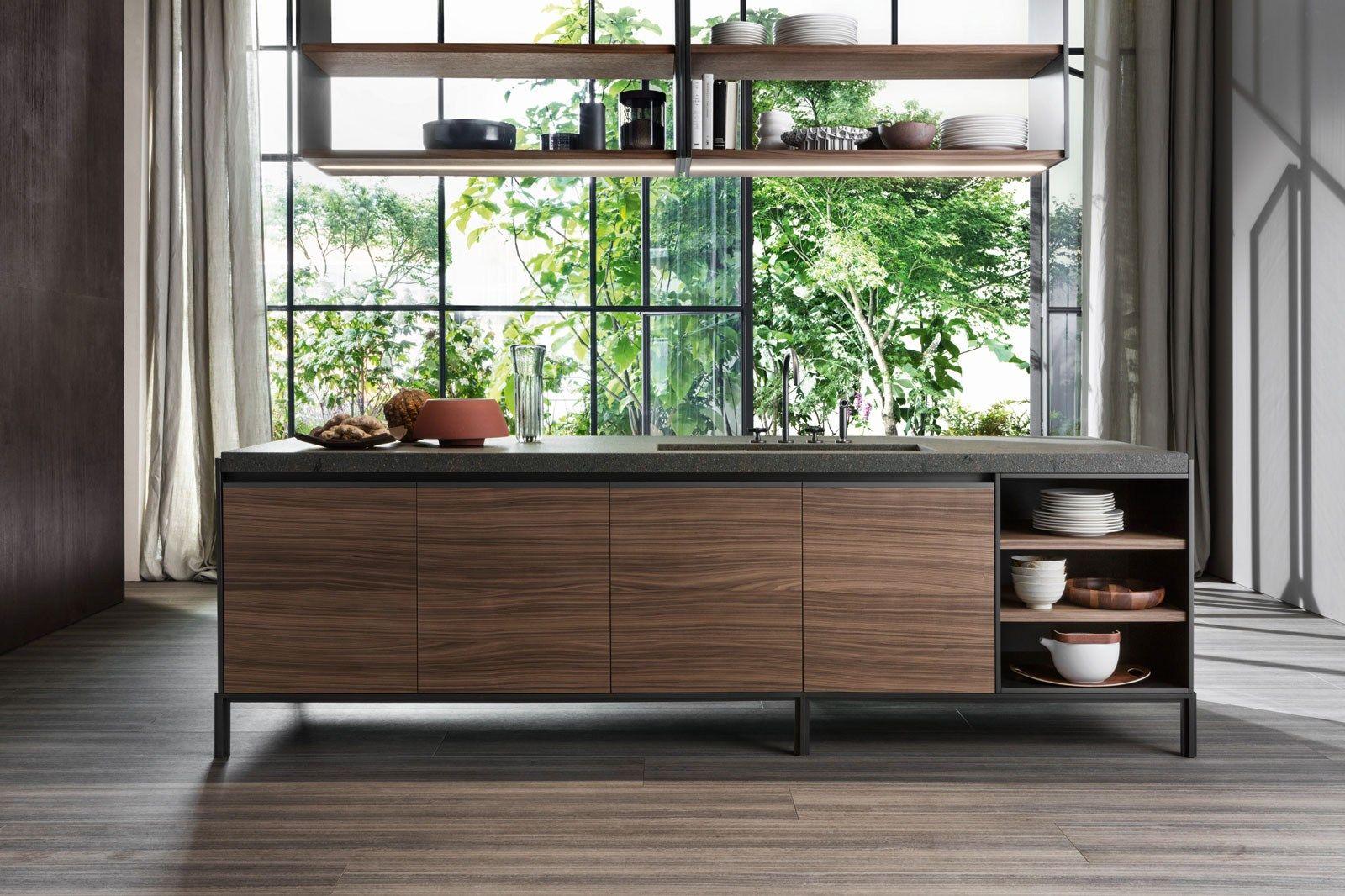 vvd küche mit kücheninseldada design vincent van duysen