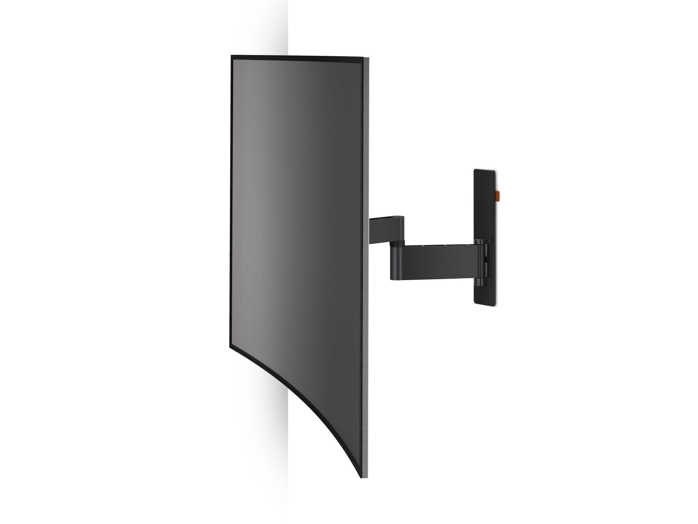Supporto per monitor tv da parete wall 2345 black serie - Supporto tv da parete ...