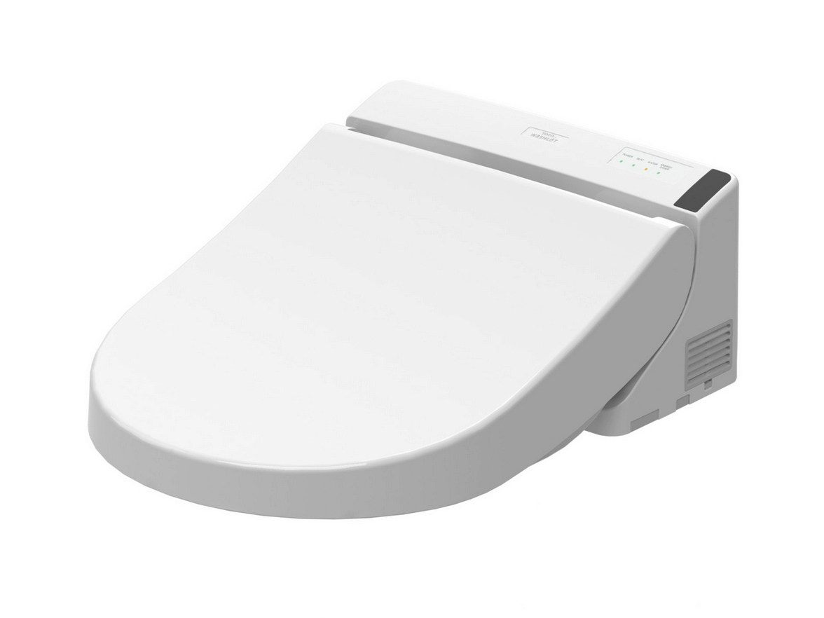 Electronic Toilet Seat With Soft Close WASHLET GL By TOTO - Toto japanese toilet seat