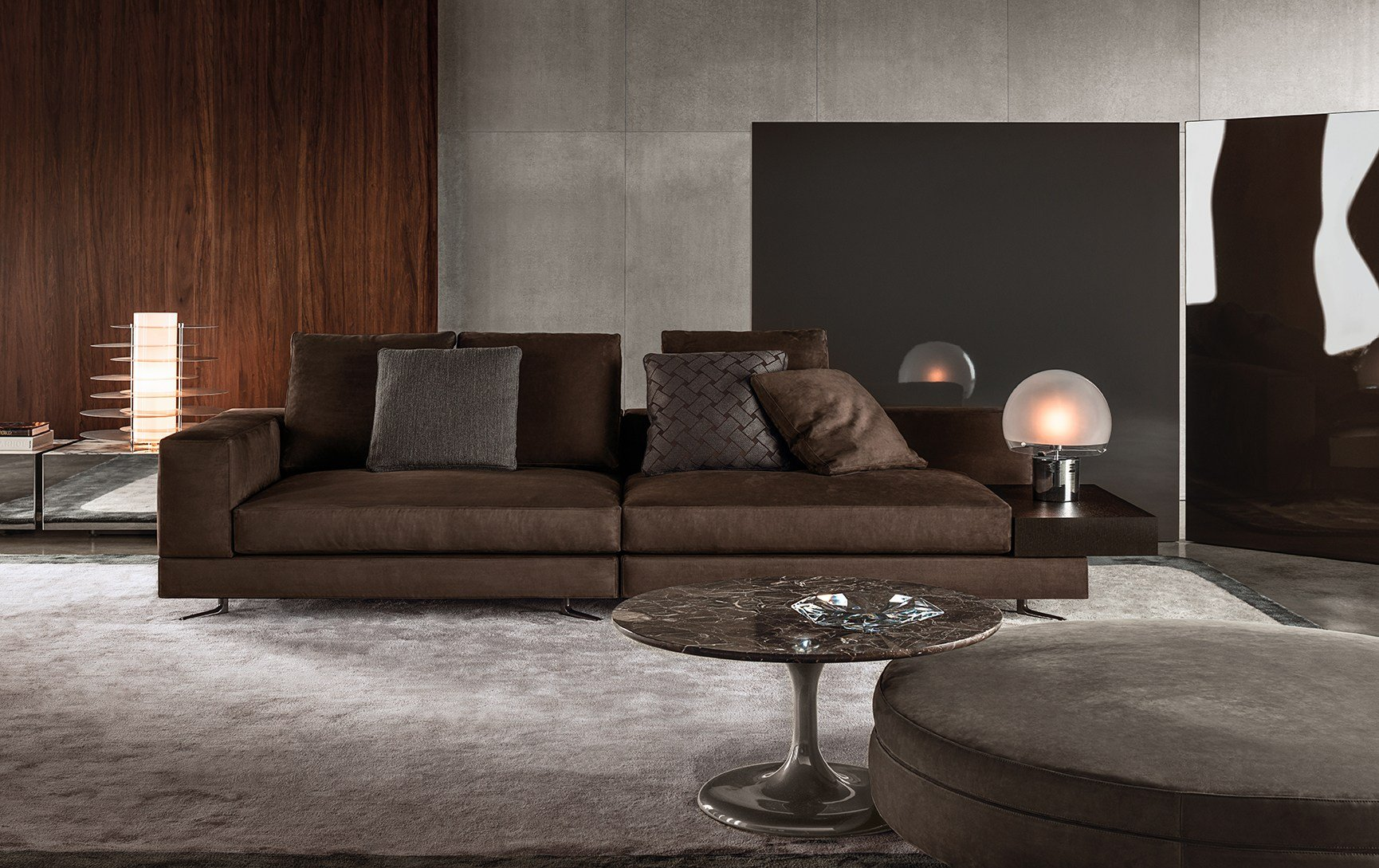 White By Minotti Design Rodolfo Dordoni