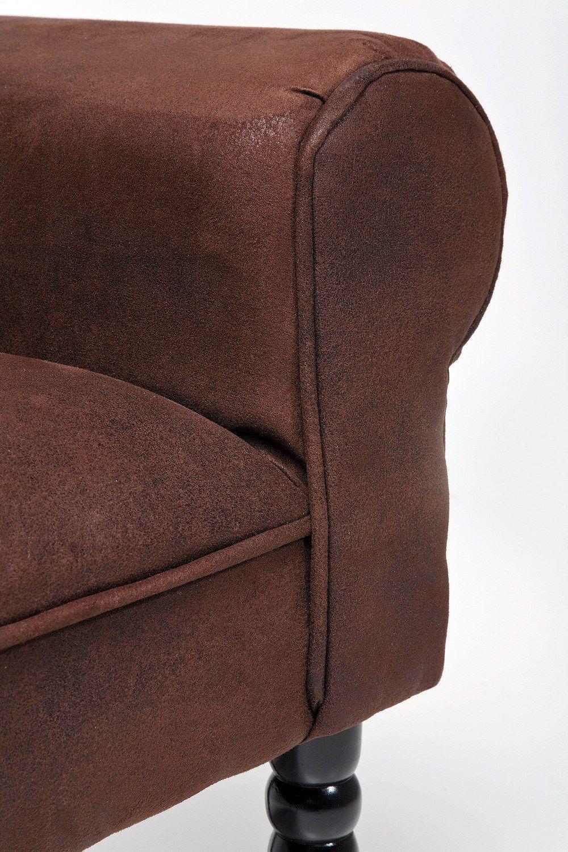 Panca imbottita vintage design casa creativa e mobili for Mobili kare design