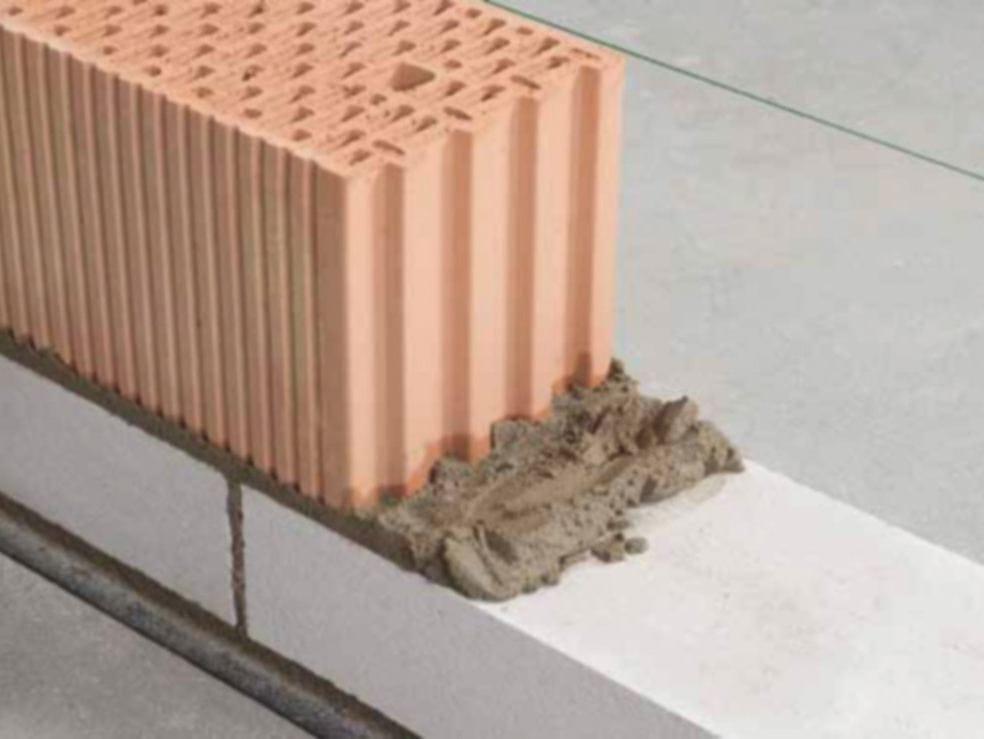 Cellular Lightweight Concrete Blocks : Lightweight cellular concrete block for thermal insulation