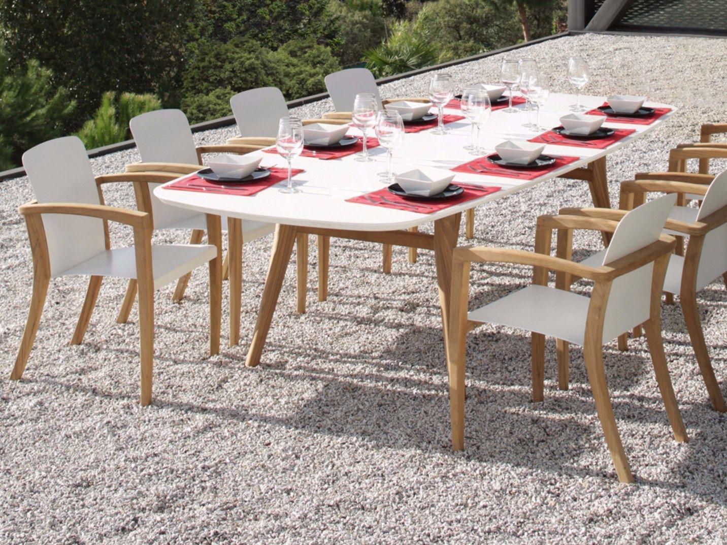 Zidiz tavolo rettangolare collezione zidiz by royal botania design ...