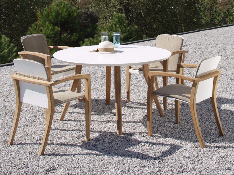 Zidiz tavolo rotondo collezione zidiz by royal botania design kris ...