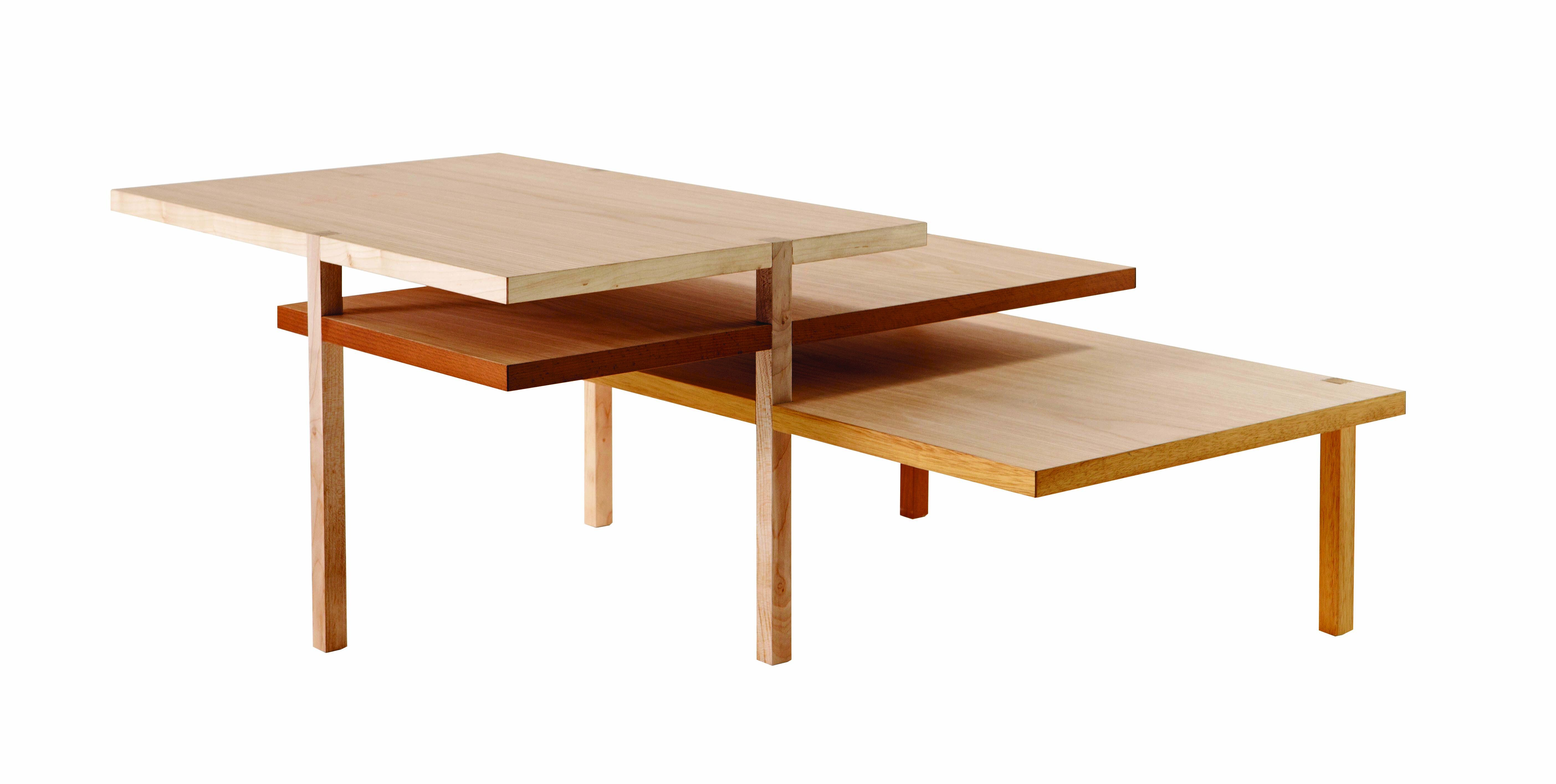 table basse en bois de salon avec porte revues int gr. Black Bedroom Furniture Sets. Home Design Ideas