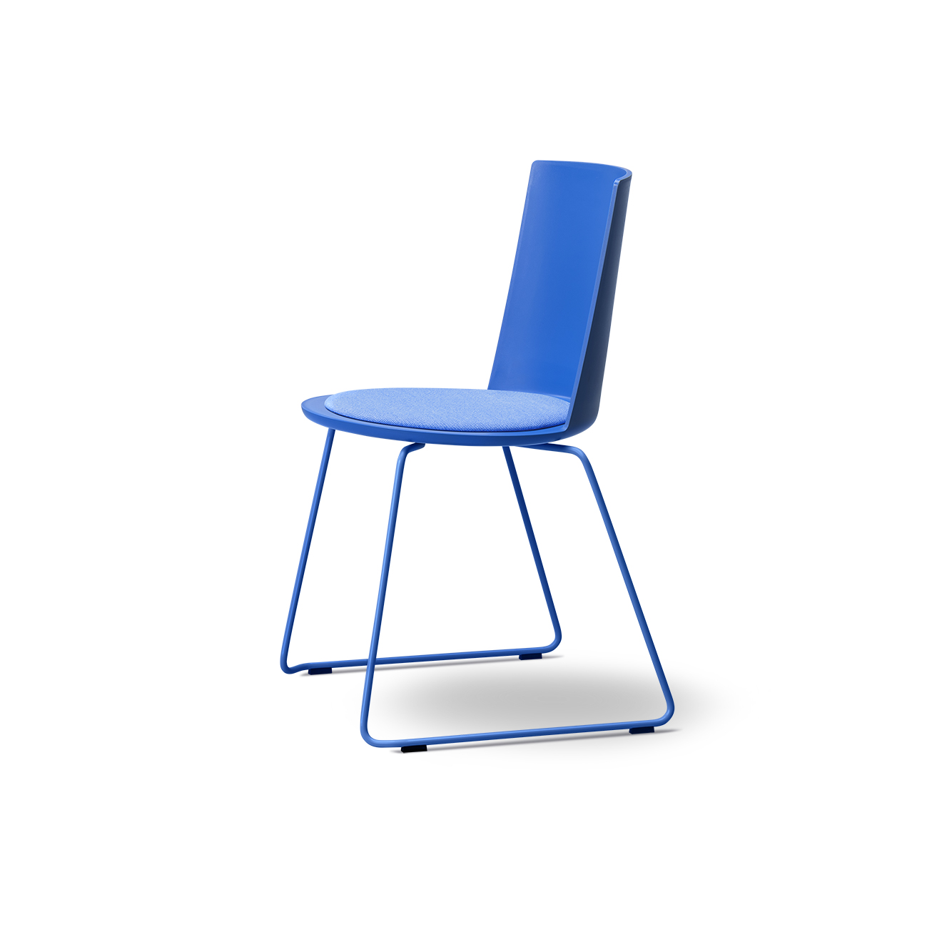 Acme Sled Base Chair Acme Collection By Fredericia Furniture Design Geckeler Michels