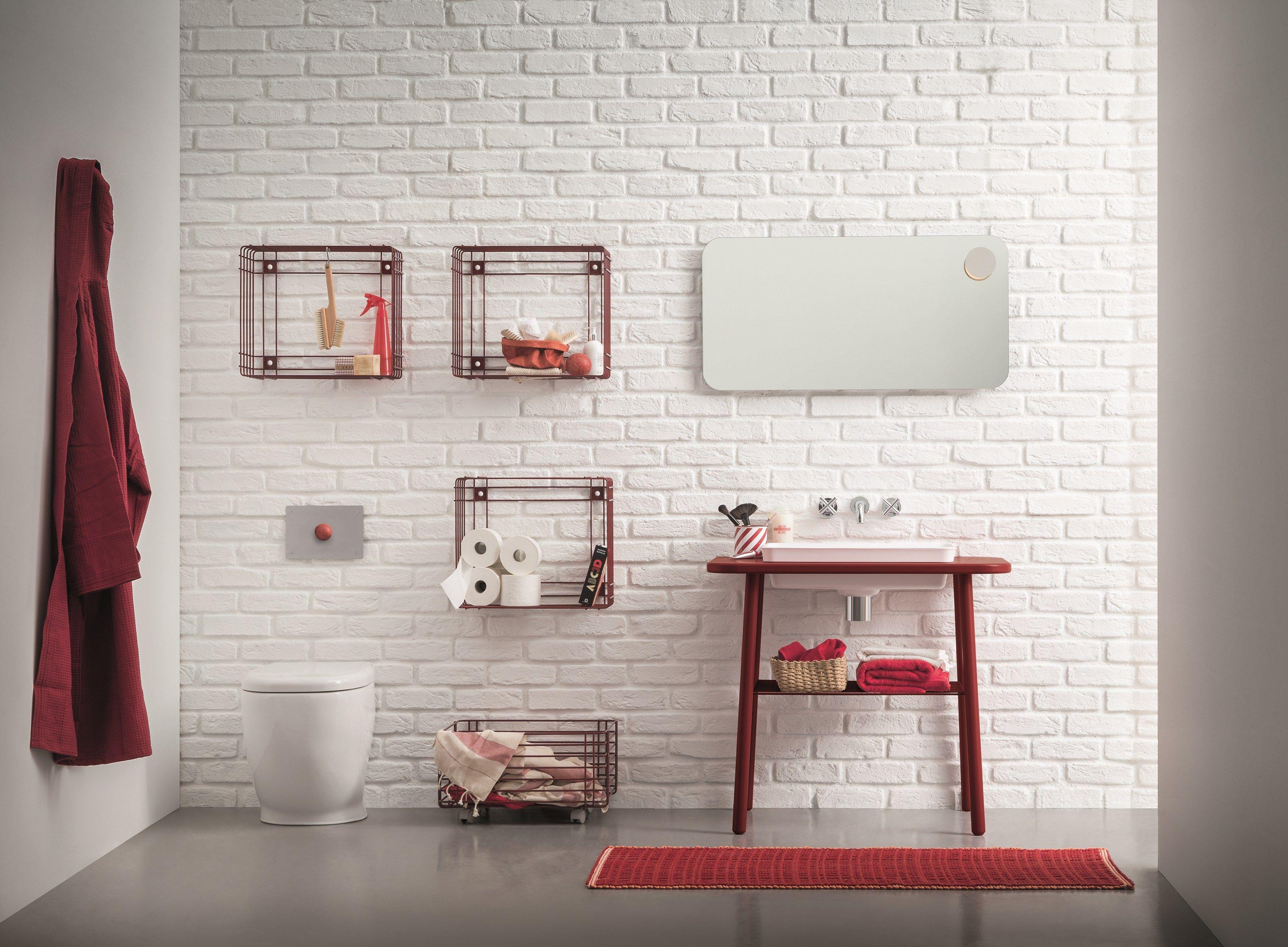 ACQUA E SAPONE BATH Specchio by Birex design Monica Graffeo