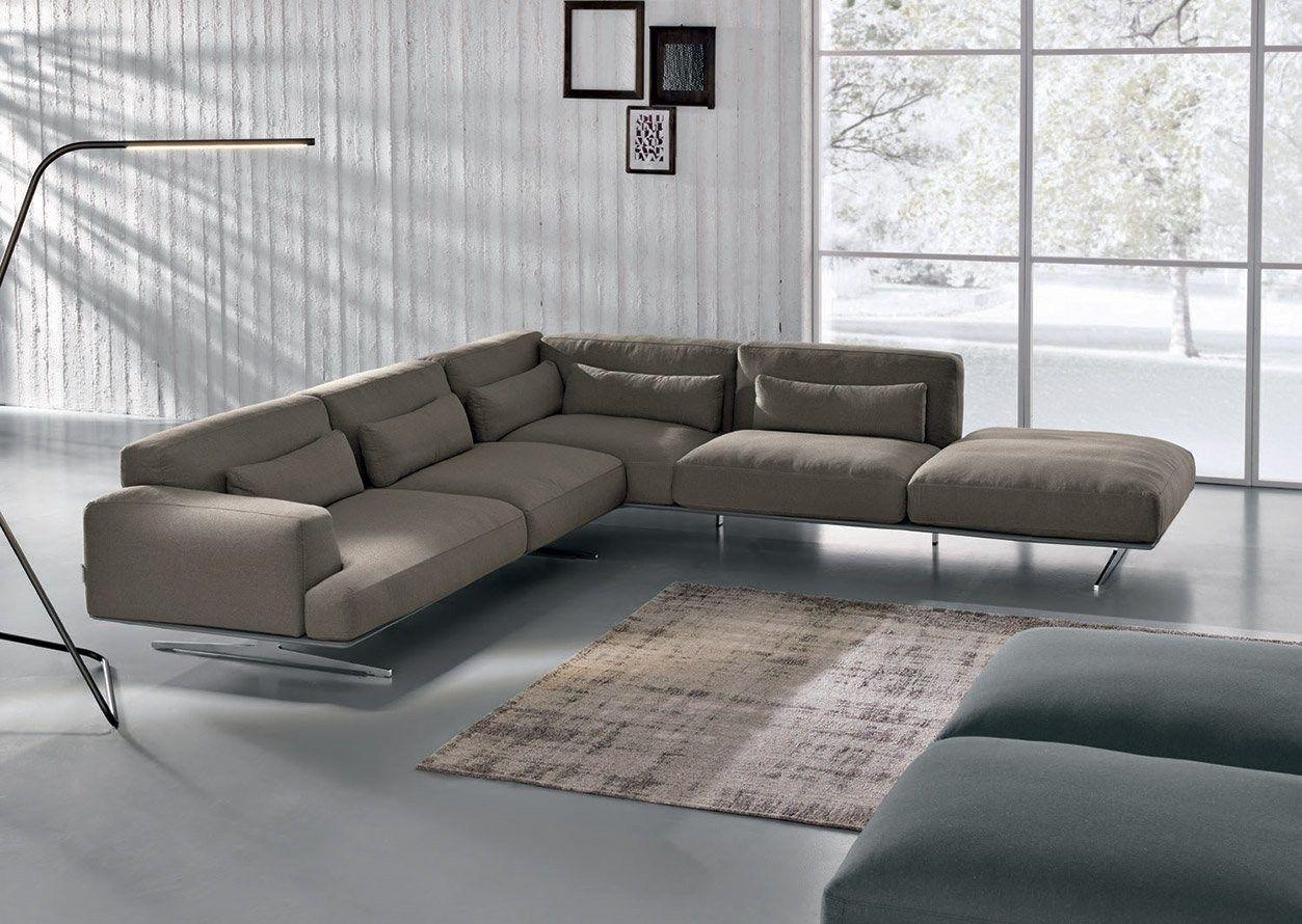Albachiara fabric sofa albachiara collection by max divani for Max relax divani