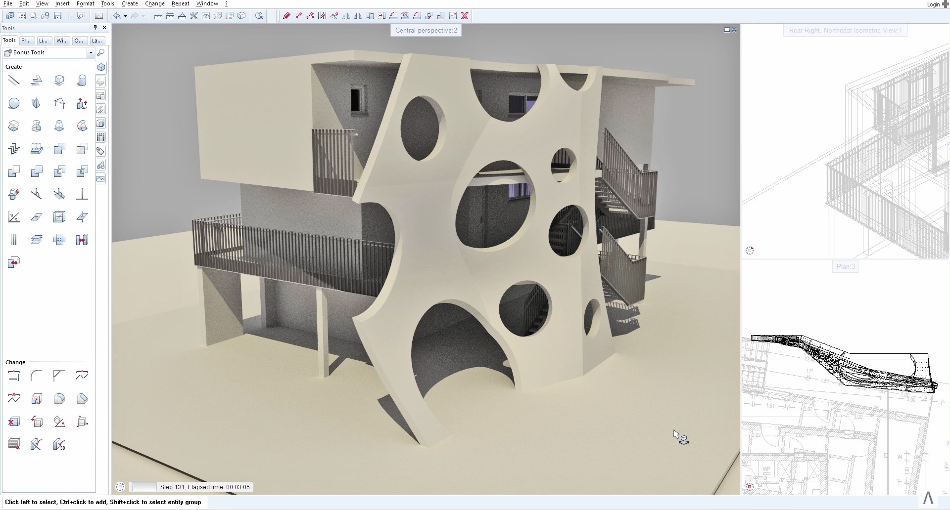 Logiciel int gr cao calcul allplan architecture 2017 by for Architecture 2017