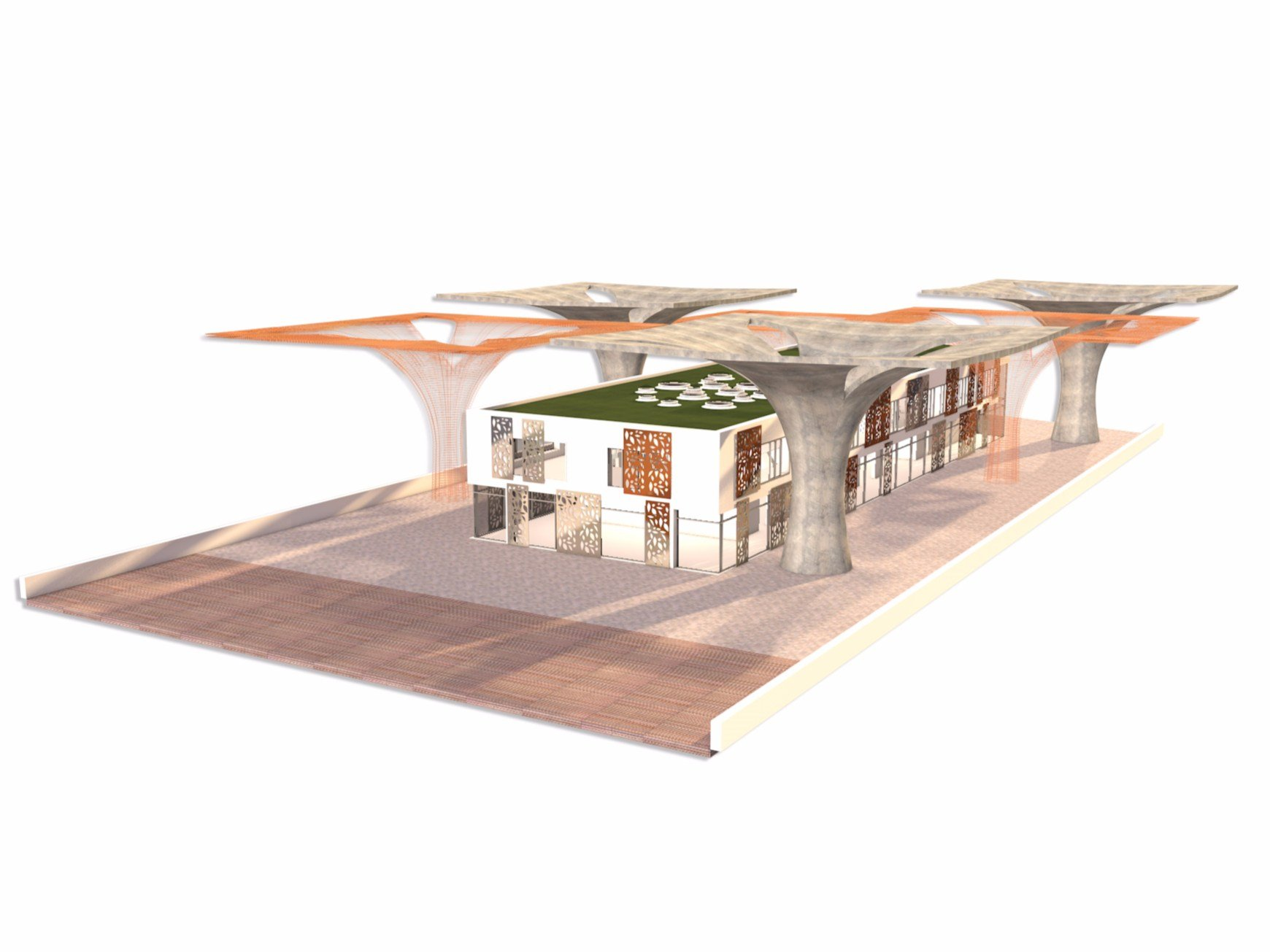 2d 3d architecture engineering cad design software html