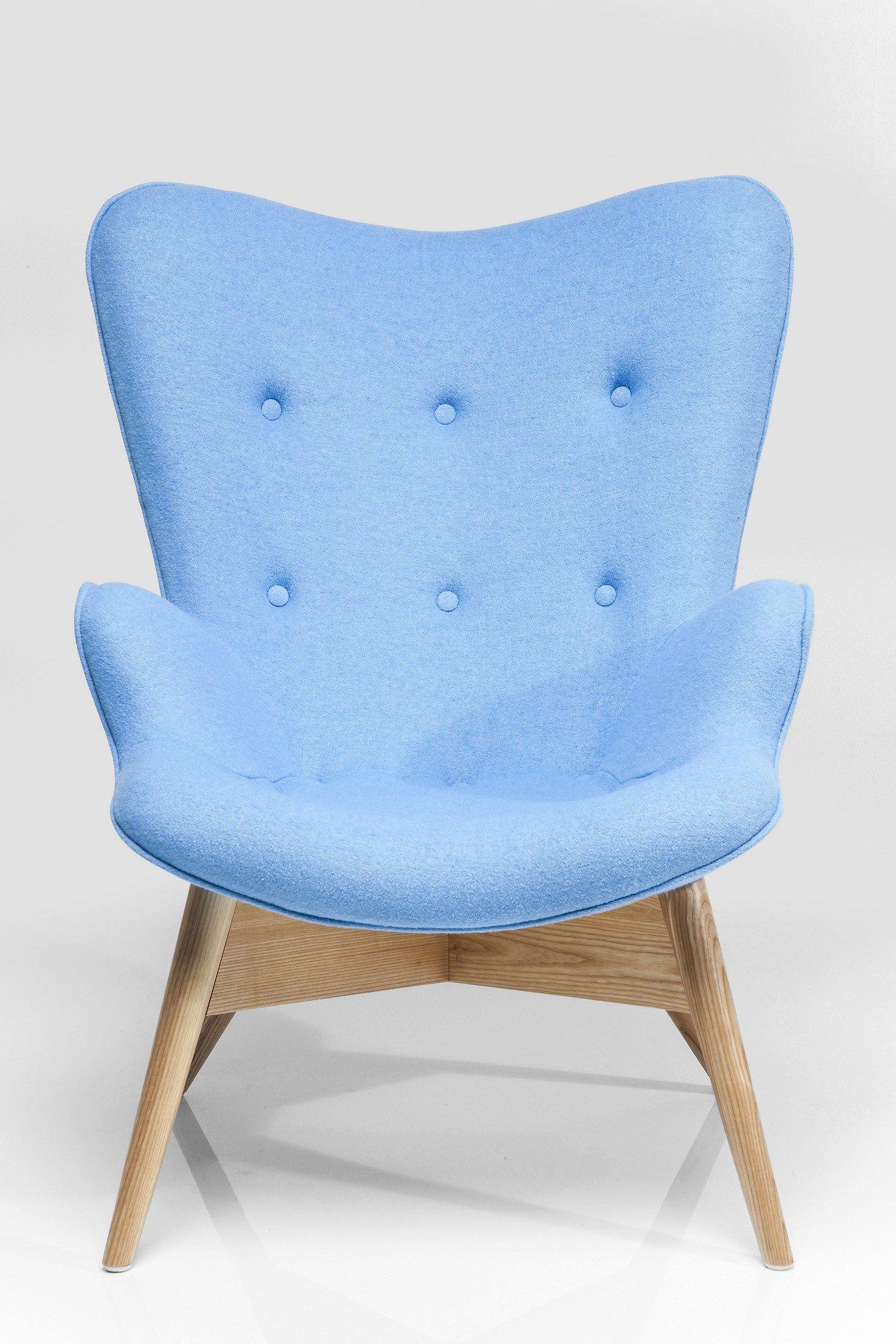 Angels Wings Eco Wool Armchair By Kare Design