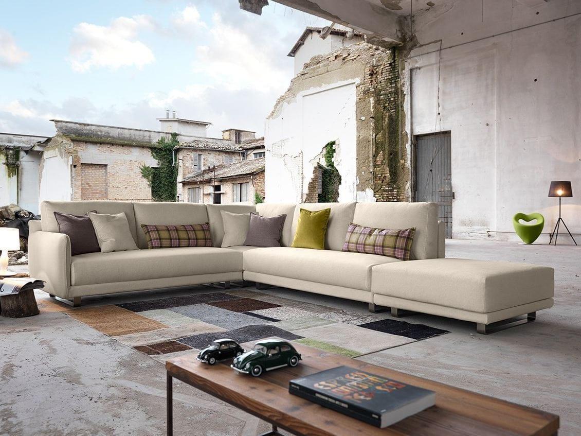 Araki divano angolare collezione araki by domingo salotti for Salotti immagini