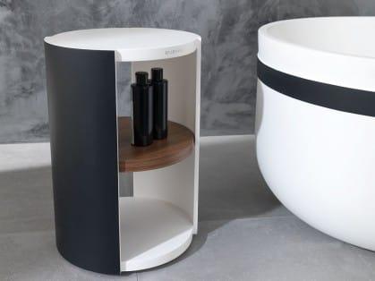 Aro taburete para baño colección aro by systempool