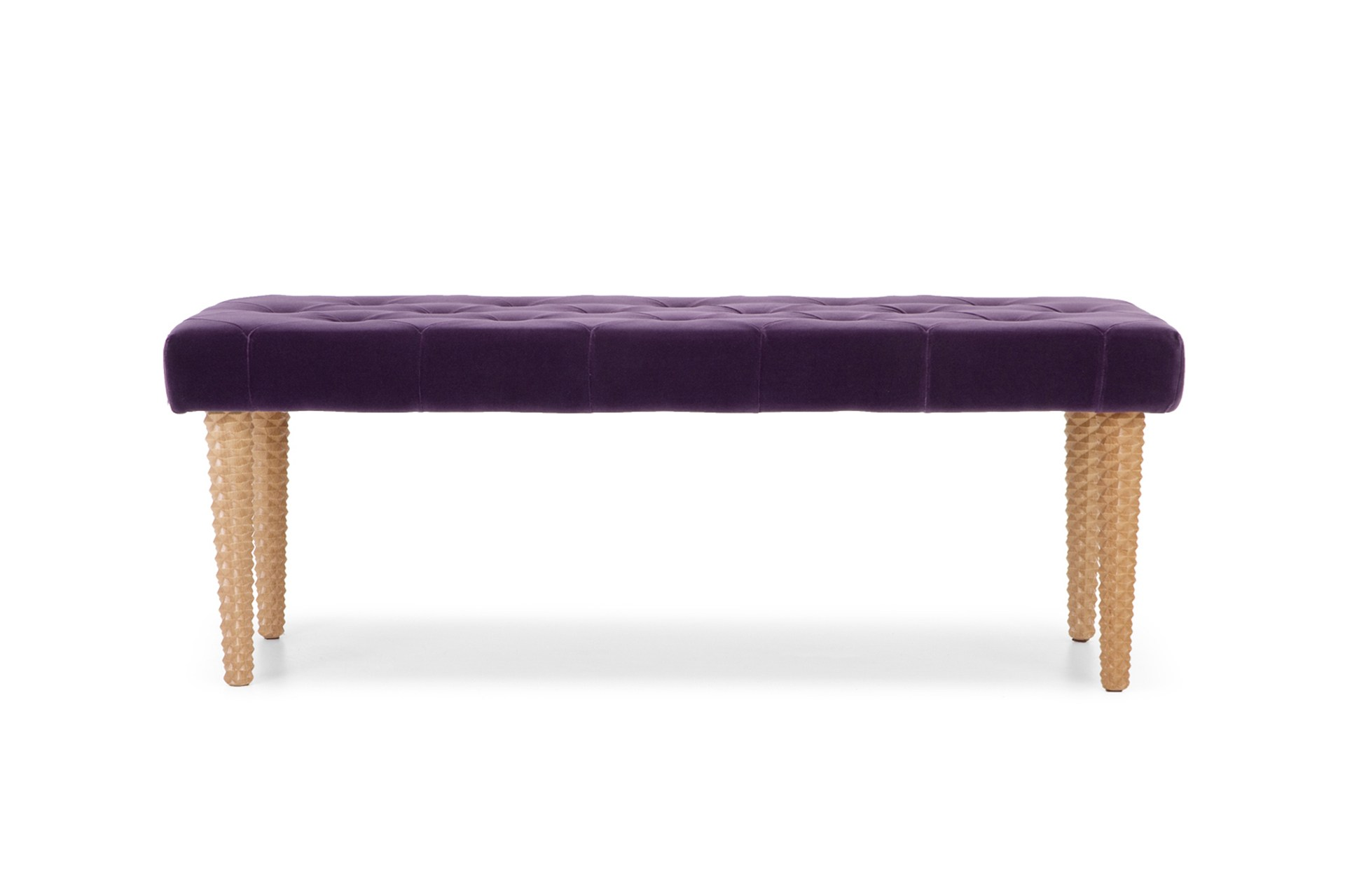 Atlantic upholstered bench venus atlantic collection by Upholstered benches
