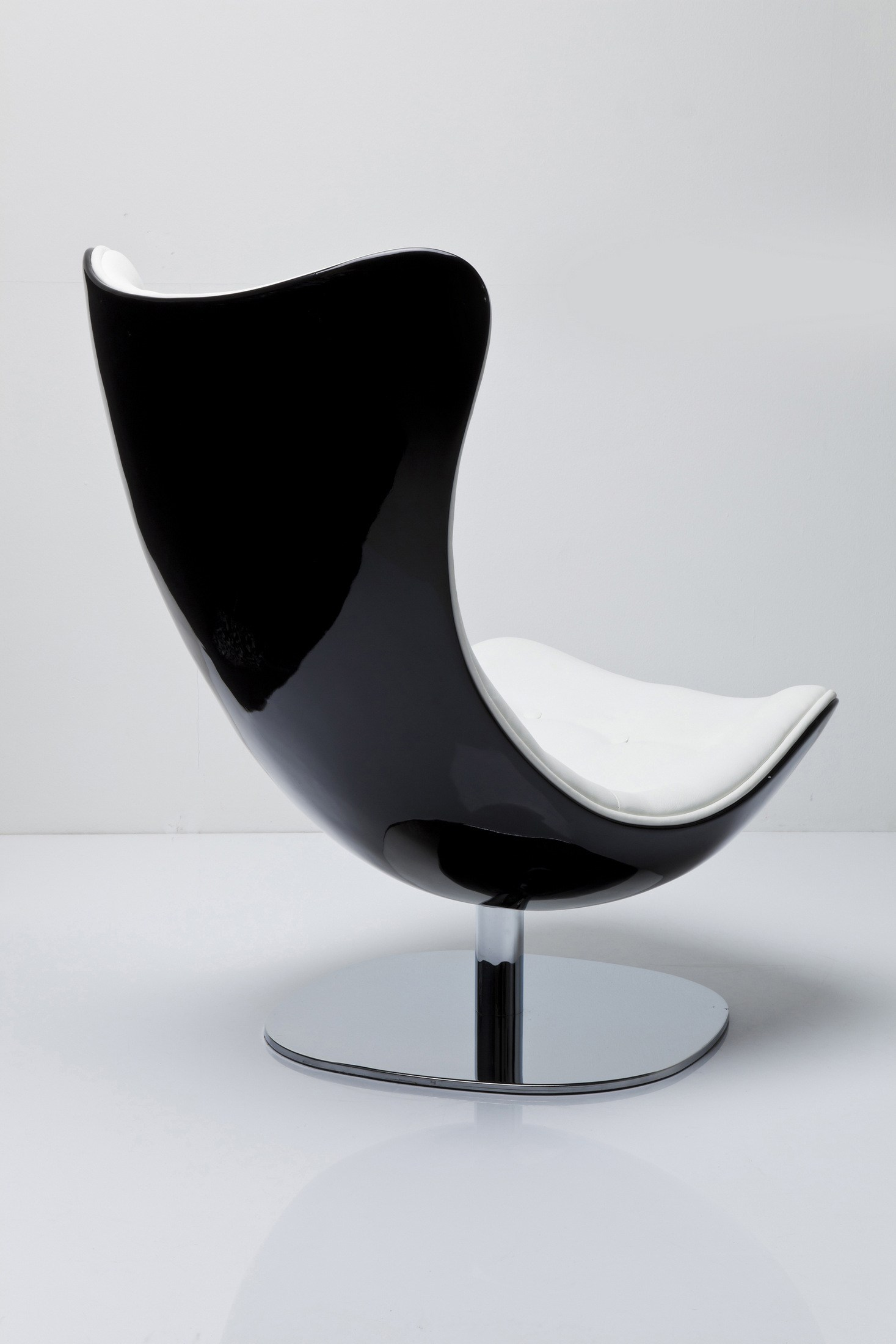 contemporary style swivel armchair atrio deluxe by kare-design - Chaise De Luxe Design