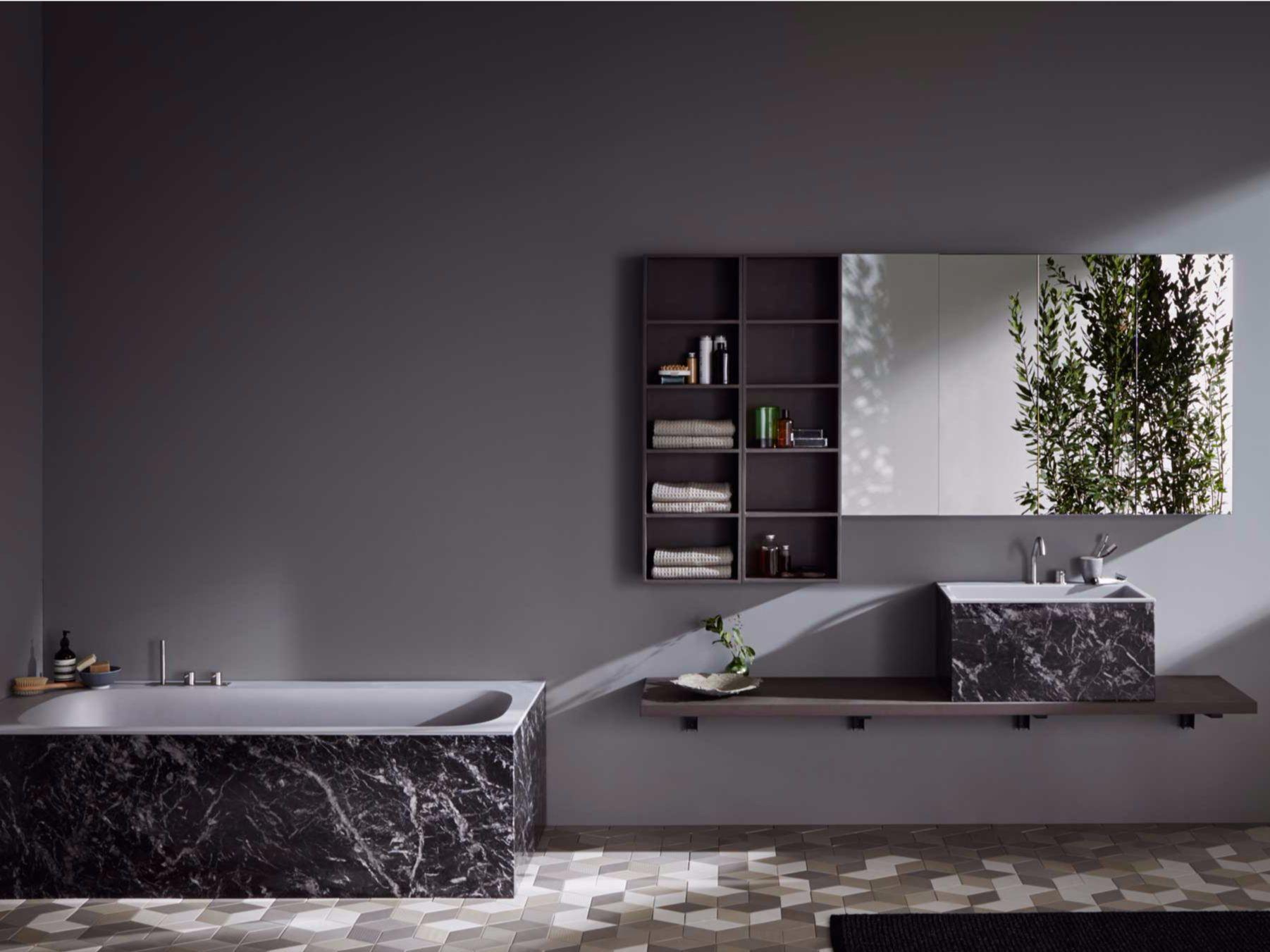 Vasca da bagno collezione r1 by rexa design design monica - Vasca bagno design ...