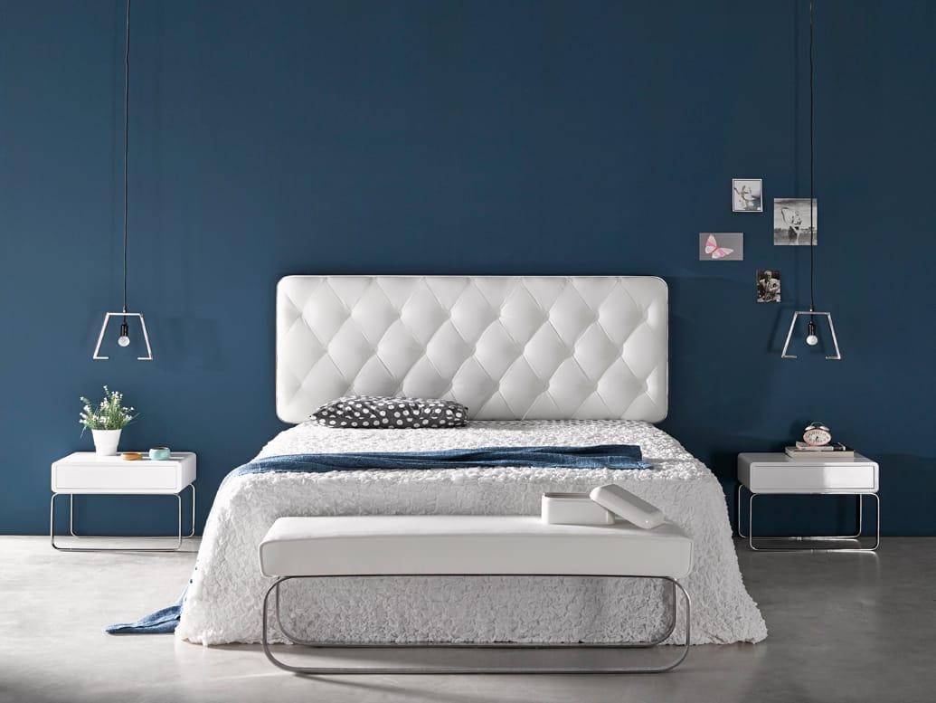 Velvet bedside table velvet collection by altinox minimal - Sofas cama murcia ...