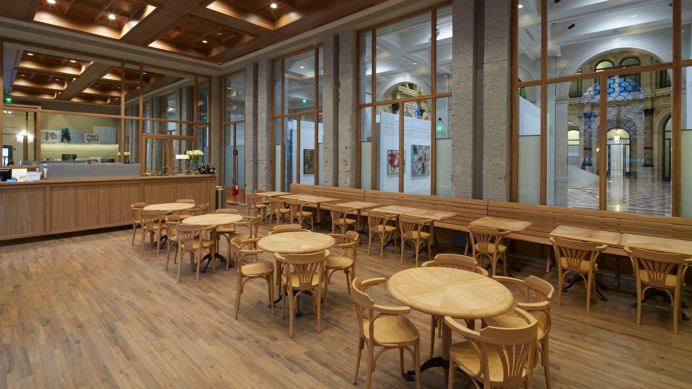 Bistrot tavolo rotondo collezione bistrot by paolo for Tavolo rotondo ristorante