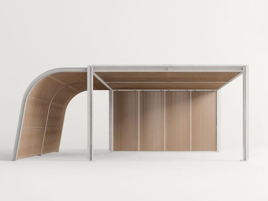 Stabile Konstruktion und natürliche Materialien von Paola Lenti