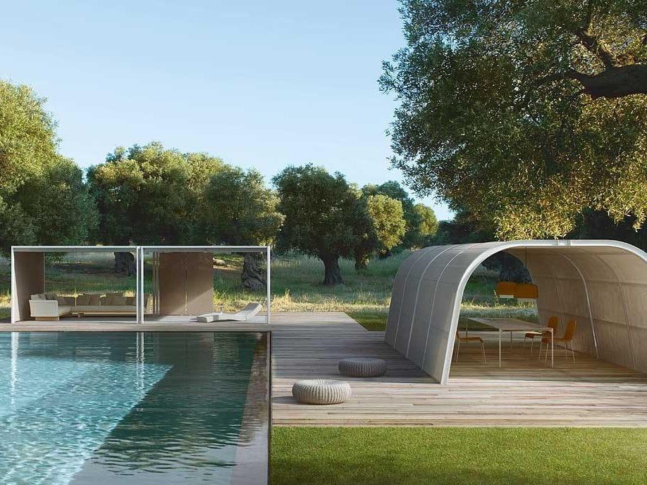 Cabanne Gartenpavillon von Paola Lenti