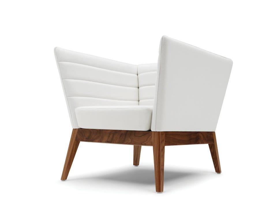Callisto easy chair callisto collection by boss design for Easy chair designs