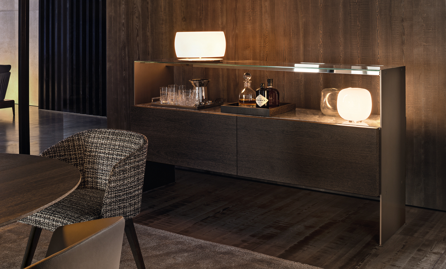 Sideboard Carson Buffet Carson Collection By Minotti