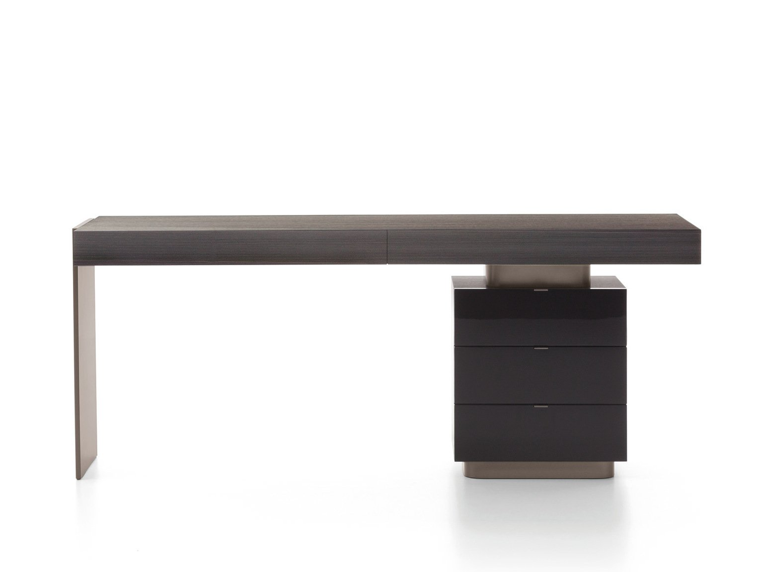 CARSON Writing Desk Carson Collection By Minotti