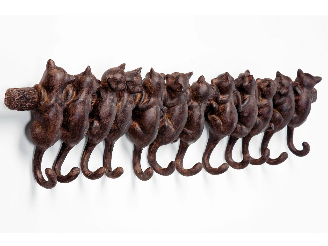 Wall Mounted Coat Rack Cats By Kare Design