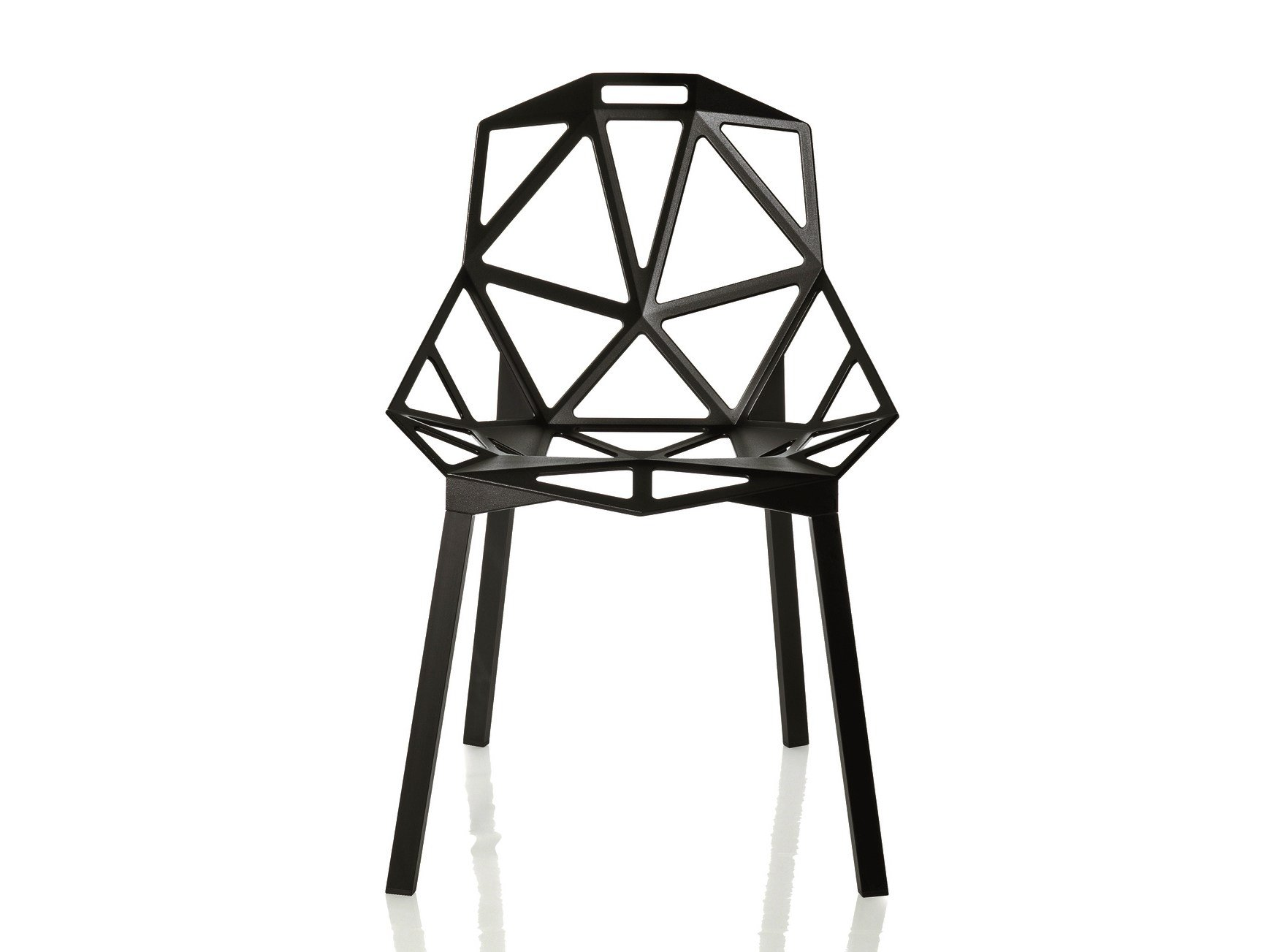 chair one sedia impilabile by magis design konstantin grcic. Black Bedroom Furniture Sets. Home Design Ideas