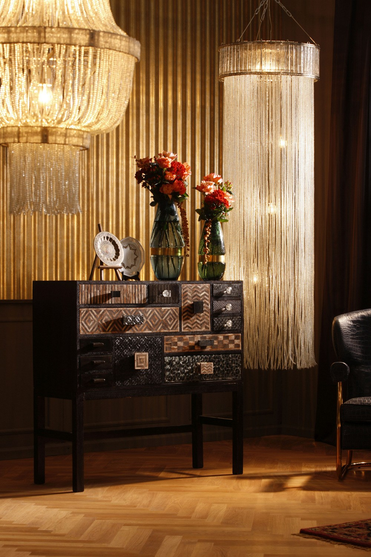 Chalet copper madia by kare design for Mobili kare design