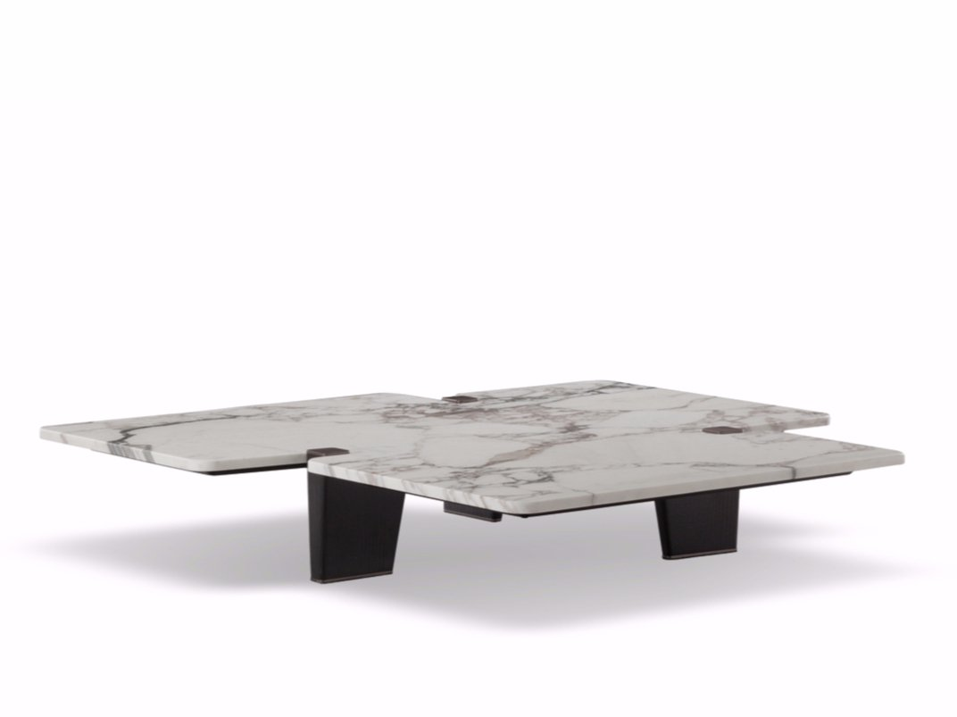 Jacob coffee table jacob collection by minotti design for Table basse marbre