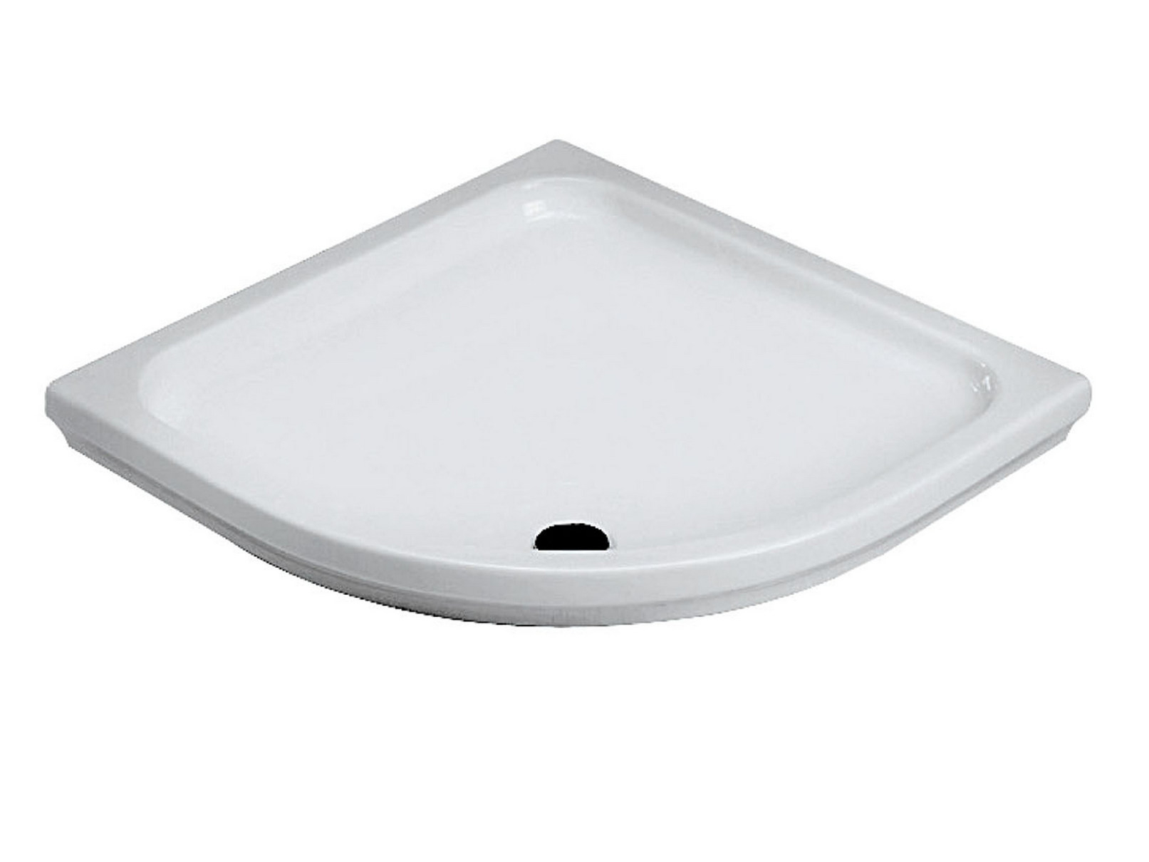 Comino receveur de douche d 39 angle collection comino by olympia ceramica - Receveur douche angle ...