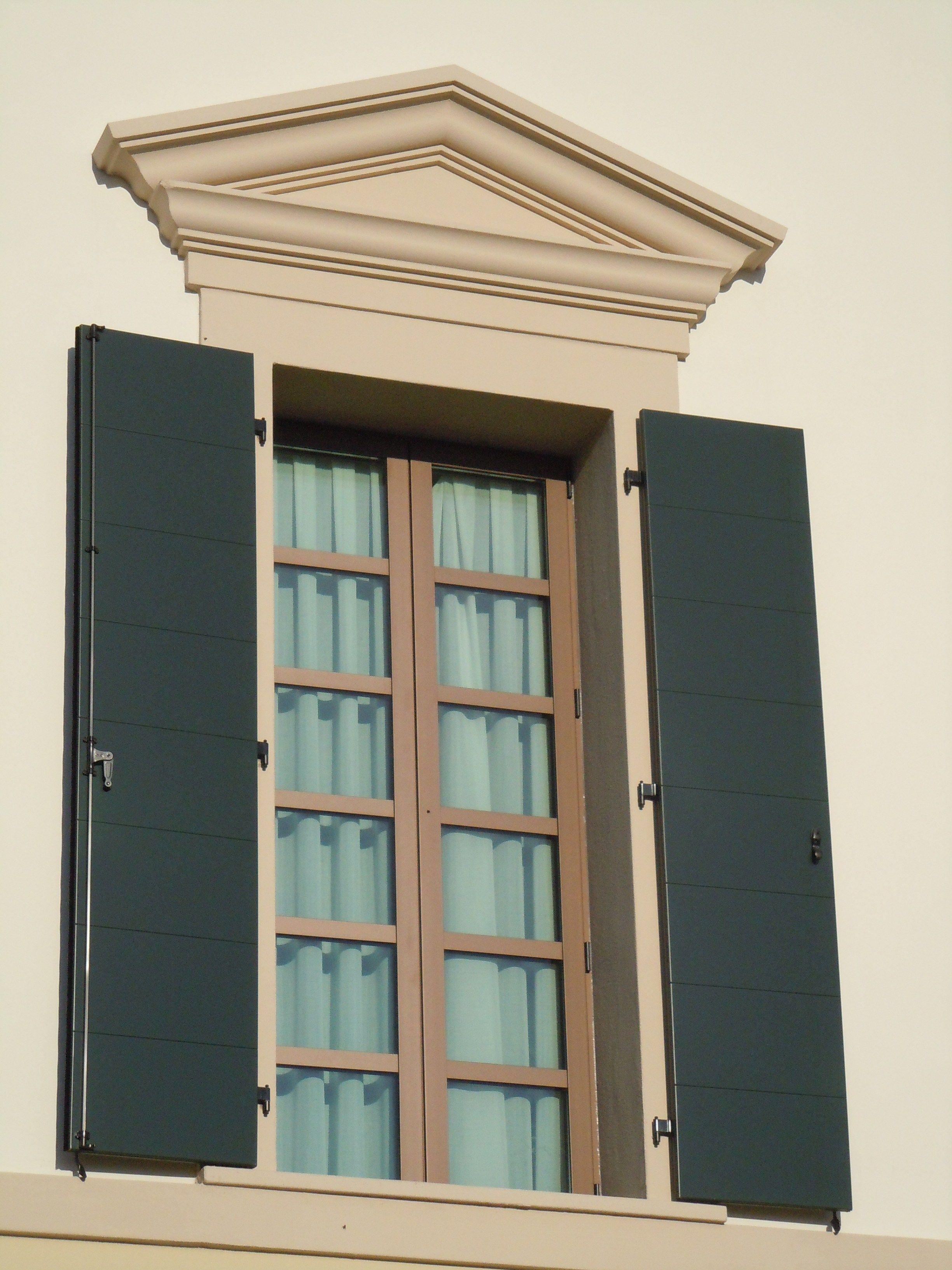Cornici contorni per finestre by eleni - La finestra biz ...