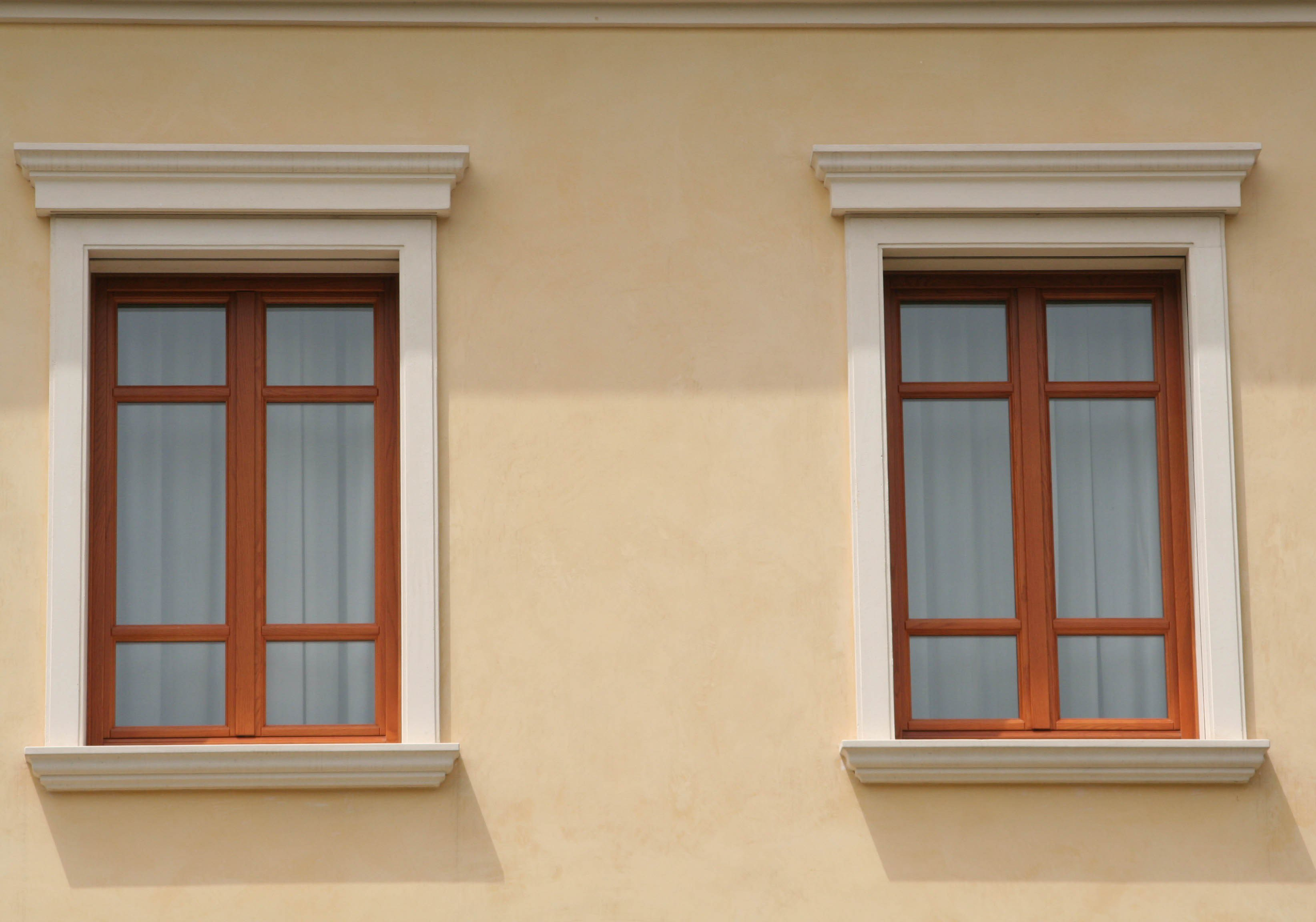 Cornici contorni per finestre by ELENI