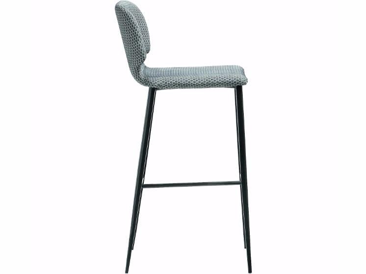 Wrap sedia alta collezione wrap by midj design studio for Sedia wrap