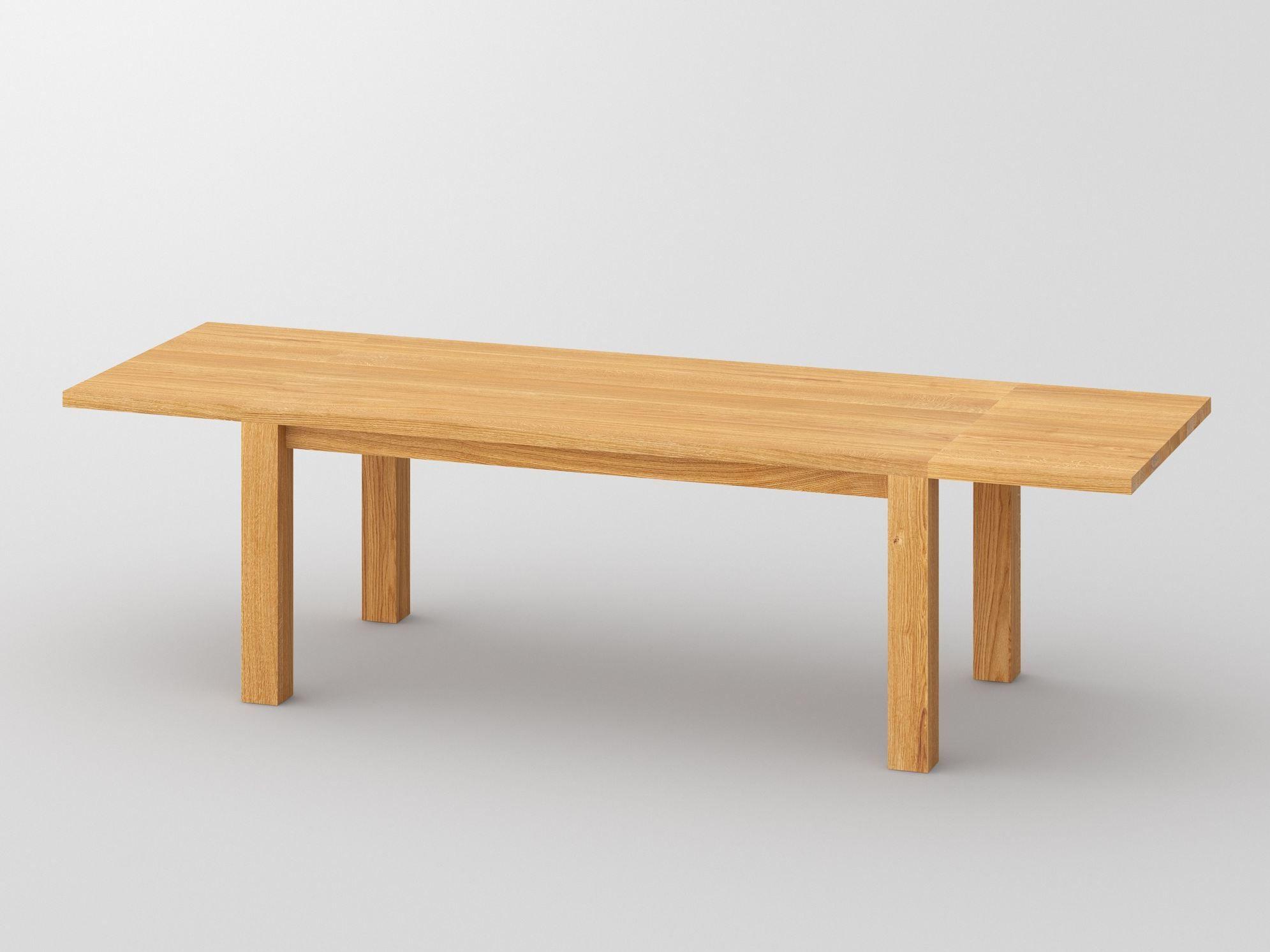 Tisch Design With CUBUS Ausziehbarer Tisch Kollektion Cubus By Vitamin  Design Also From Archiproducts.com