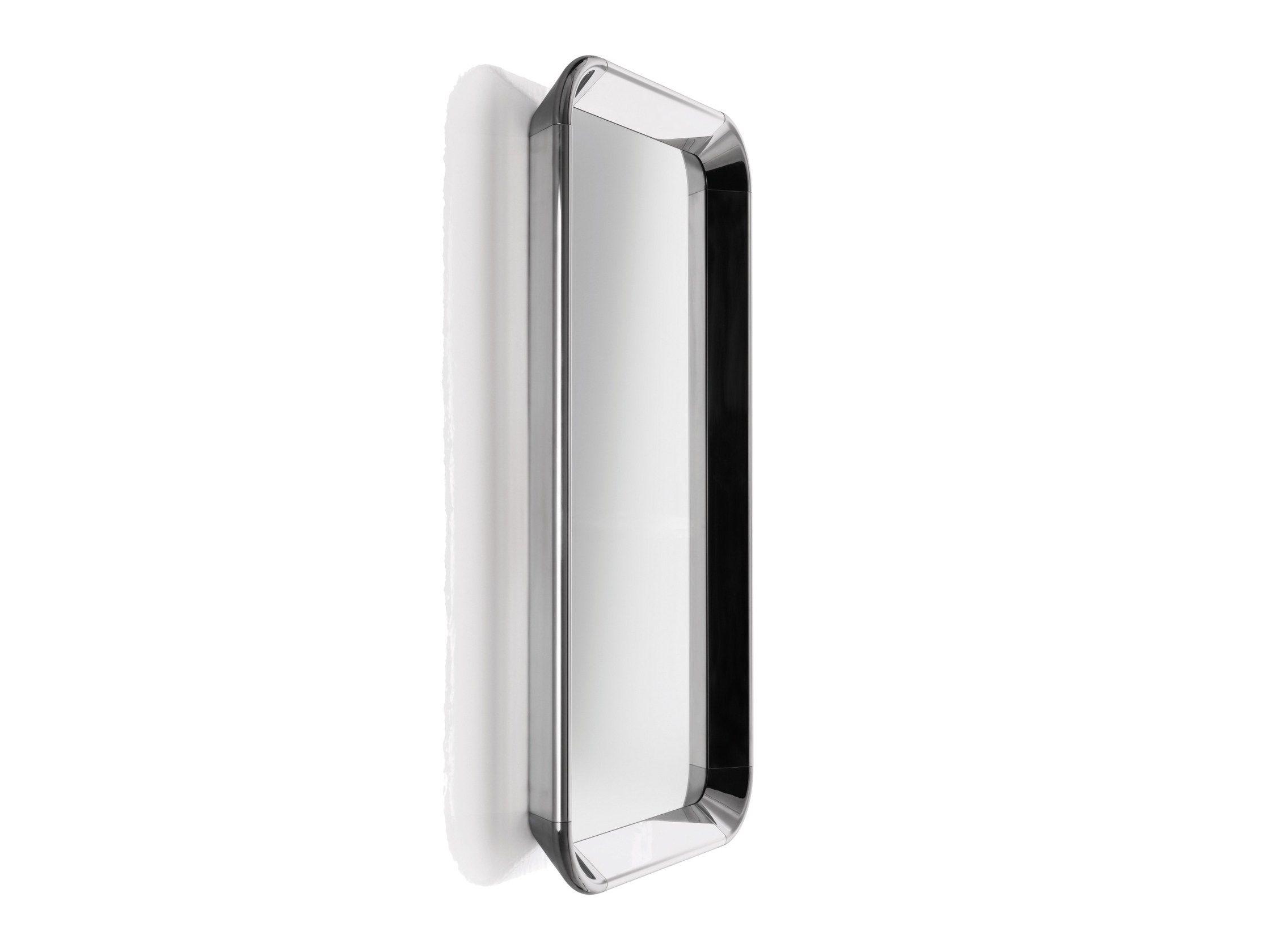 Miroir mural rectangulaire avec cadre collection dej vu for Miroir mural rectangulaire sans cadre