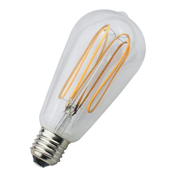Lampadina a led a risparmio energetico e27 led by normasym for Risparmio energetico led