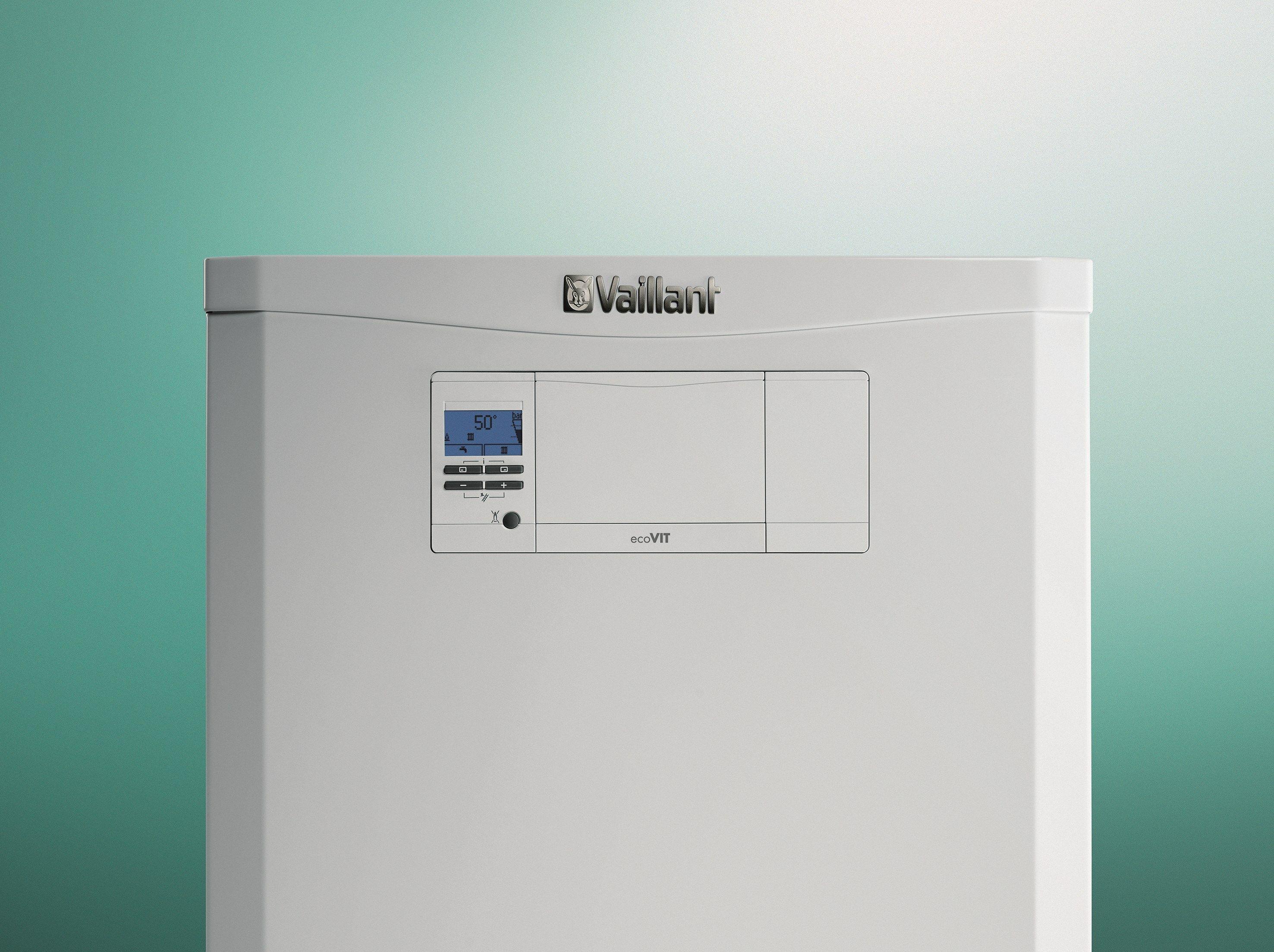 Caldaia a condensazione a basamento ecoVIT VKK by VAILLANT