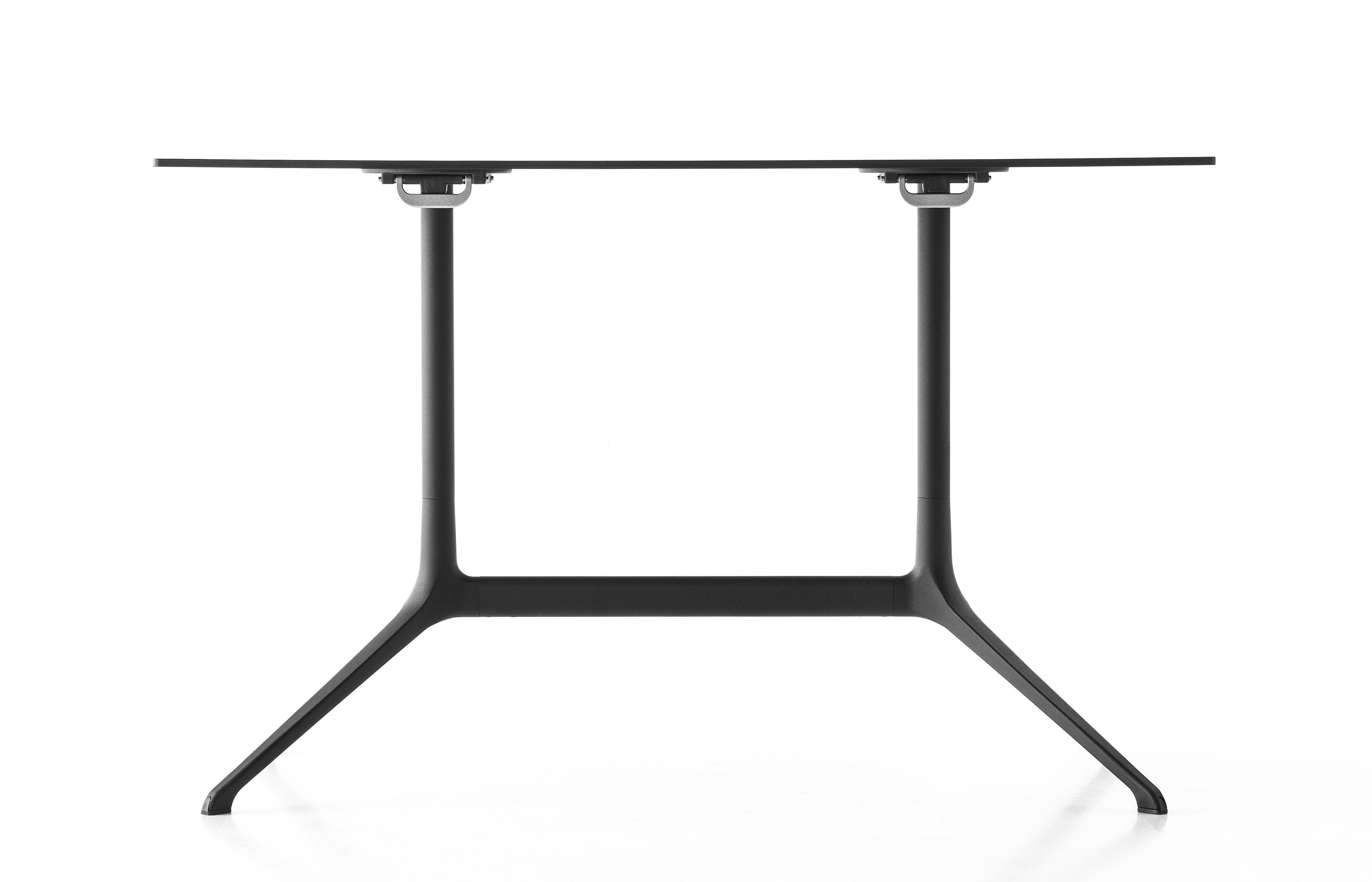 Elephant rectangular table elephant collection by for Table kristalia