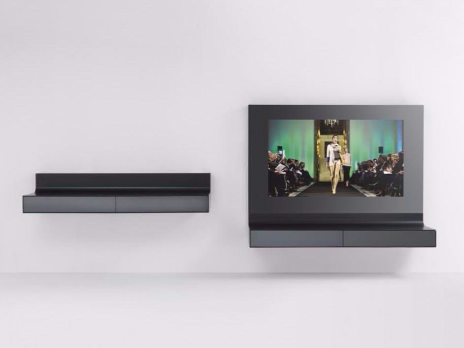 Èlle mobile tv collezione Èlle by res design massimo cavana